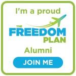 Freedomplan badge