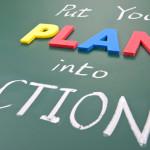 Planning versus doing.